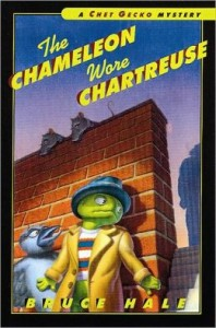 Chameleon Wore Chartreuse