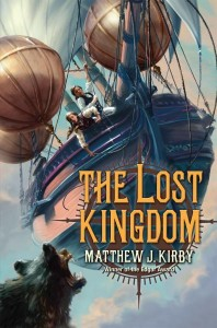 The Lost Kingdom cvr