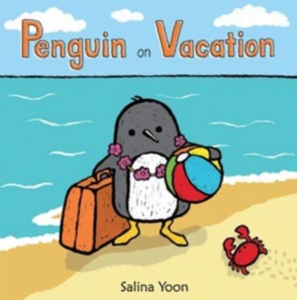 Penguin and Pinecone on Vacation